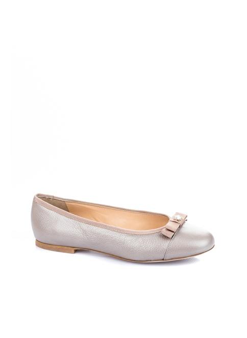 Elle Ayakkabı Bronz